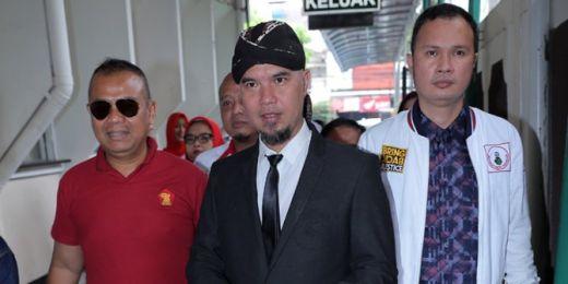 Ahmad Dhani Bakal Hirup Udara Bebas 28 Desember Mendatang