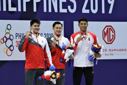 Indonesia Sumbang 4 Medali Dan Ciptakan 2 Rekornas