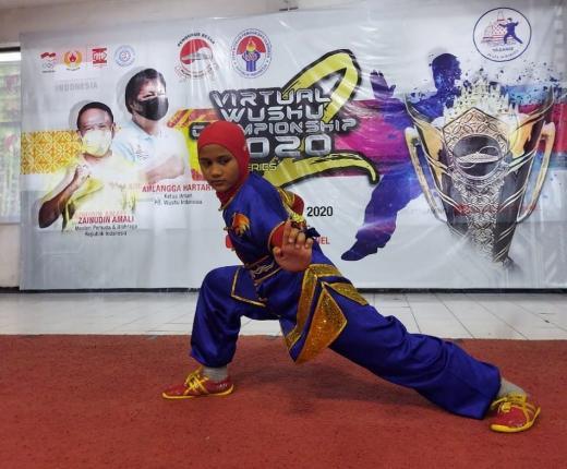 Yasanis Surabaya Tambah 2 Emas, Inti Bayangan Raih 1 Emas