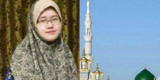 Hilang di Madinah Saat Umrah Tahun 2015, Nor Azimah Tiba-tiba Muncul di Kuala Lumpur 5 Januari 2017, Begini Ceritanya