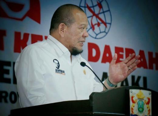 Warning Kepala Daerah, Ketua DPD Minta Dana yang Mengendap di Bank Segera Dibelanjakan