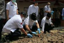 Jaga Ketahanan Pangan saat Pandemi, LaNyalla Minta Pemerintah Jamin Ketersediaan Pupuk Subsidi