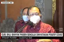 Ada Pasien Meninggal dan Sengaja Dinyatakan Covid-19, Kata Gubernur Bali