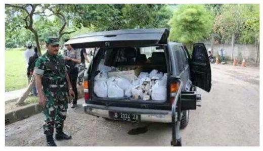Rumah SBY Didemo, Polisi Amankan Mobil Terrano Hitam dan Nasi Bungkus Diduga Milik Adian Napitupulu