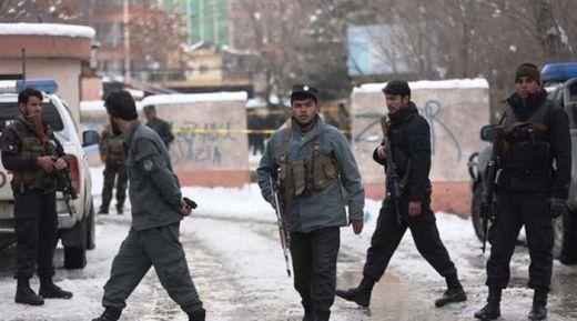Bom Bunuh Diri Guncang Mahkamah Agung Afghanistan, 20 Orang Tewas