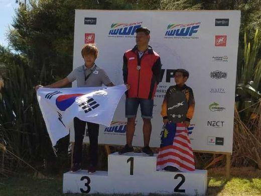 Dimas Raih Satu Emas di Kejuaraan Asia 2017