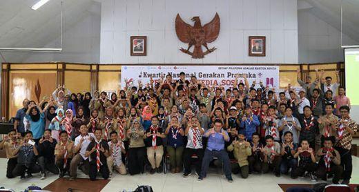 Ketua DPR Apresiasi Lahirnya Tim Siber Pramuka di Daerah-daerah