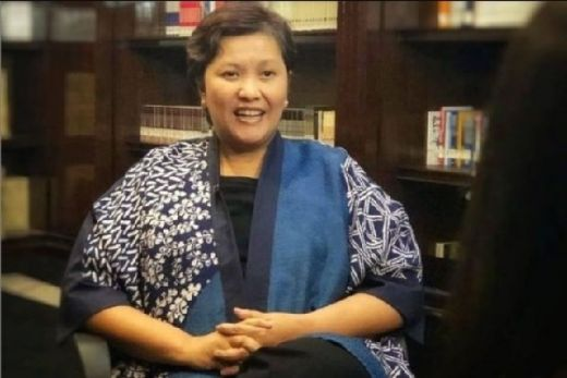 HPN, Lestari Mordijat Soroti Perang Lawan Hoax dan Kekerasan pada Wartawan