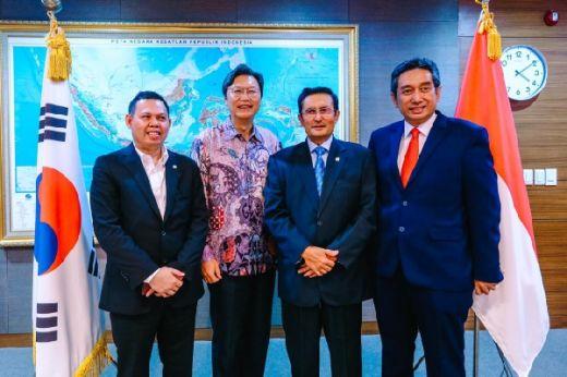 DPD RI Sambut Positif Penandatanganan IK-CEPA