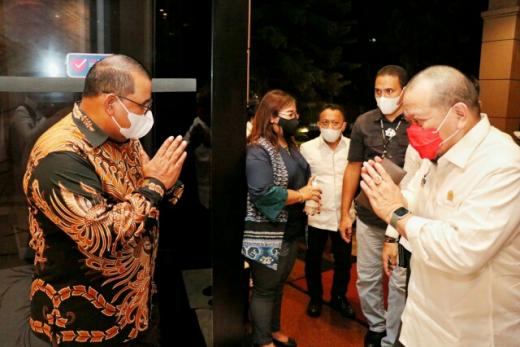 Sering Gagap Tangani Banjir, Ketua DPD RI Desak Pemda Lakukan Root Cause Analysis
