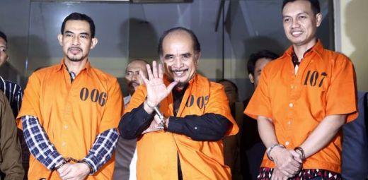 Pentolan Gafatar Ahmad Musadeq Divonis 5 Tahun Penjara