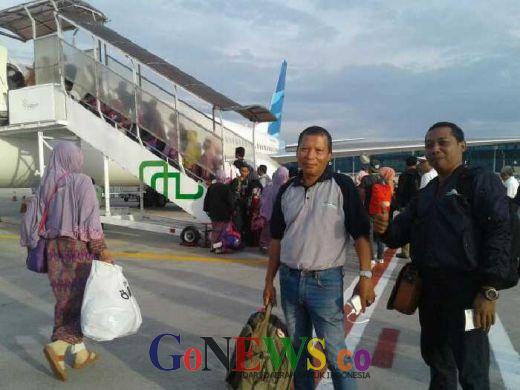 Satu Pesawat dengan Rombongan Wartawan DPR, Menhub Budi Karya Jadi Korban Delay Garuda GA226 Jakarta-Solo