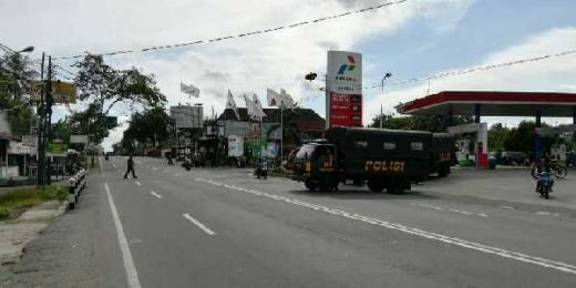 Markas FPI di Yogyakarta Diserang Massa PDIP, Ini Penyebabnya