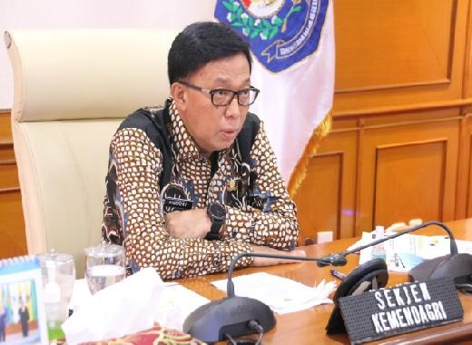 Kemendagri Minta RKPD Jambi 2022 Pedomani RKP Pusat