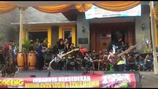 Keren Abis..., Nih Aksi Terbaru Tiga Hijaber Metal Asal Garut yang Lagi Viral di Medsos