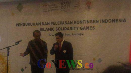 Indonesia Target 5 Besar di ISG 2017