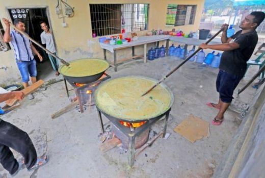Bubur Kanji Rumbi, Hidangan Berbuka Puasa Khas Aceh