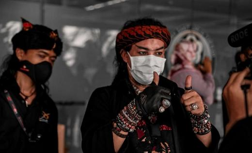 Master Limbad Ogah Jadi Penular Virus Corona