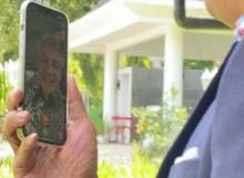 Adaptasi Digital, Dua Gubernur Ini Ngobrol Proyek via Video Call