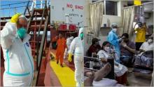 Negara Kecolongan! Kapal India Bersandar di Riau, Kapten dan Seluruh ABK-nya Positif Covid-19