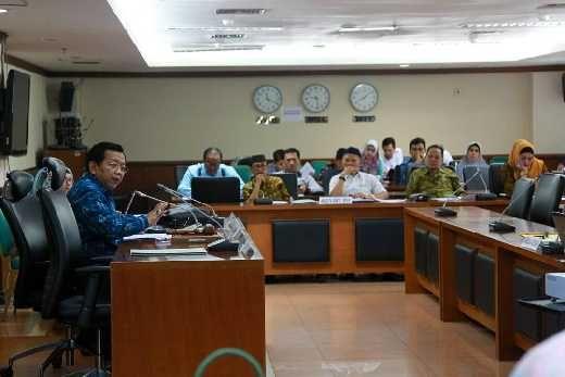 Komite I DPD: RUU Jabatan Hakim Harus Mampu Ubah Citra Lembaga Peradilan