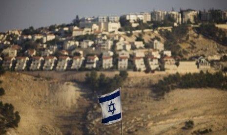 Israel Akan Bangun 1.000 Pemukiman Baru Yahudi di Wilayah Palestina