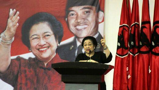 Jokowi Lantik Megawati dan 8 Tokoh Lainnya Jadi Pengarah Unit Kerja Presiden Pembinaan Idiologi Pancasila