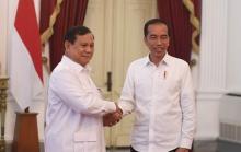 Jokowi Titahkan Prabowo Jadi Bos Lumbung Pangan RI
