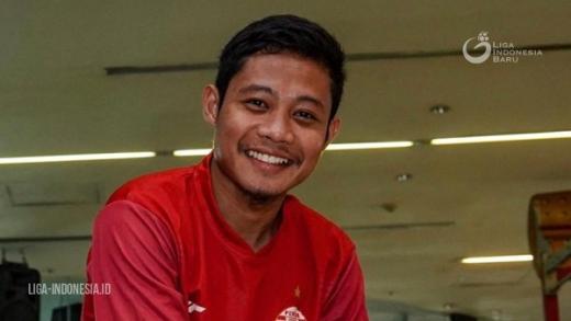 Evan Dimas Tunggu Keputusan Manajemen Persija