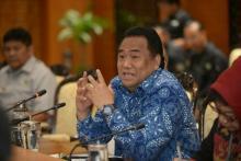Rahmat Gobel Sebut Komisi VII Ribut dengan Dirut Inalum Hanya Salah Paham