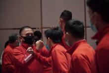 Soal Hasil Tes Swab Timnas, Hinca: Jangan Sampai Sepakbola Jadi Cluster Baru Covid 19