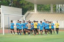 Latihan Perdana, Shin Tae Yong Belum Bisa Menilai Pemain Timnas
