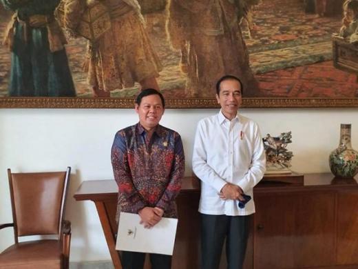 Sultan Najamudin Keluhkan Kinerja Menteri Perdagangan