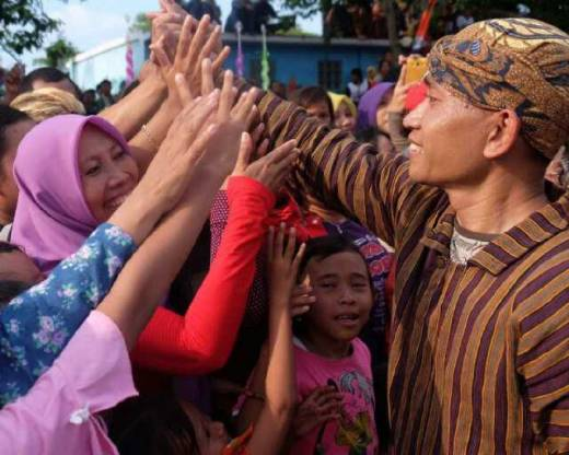Diduetkan dengan Anis Baswedan di Pilkada DKI, Ini Jawaban Bupati Batang Yoyok Riyo Sudibyo