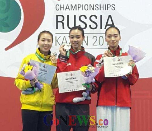PB WI Fokuskan Atlet Berlatih ke Tiongkok