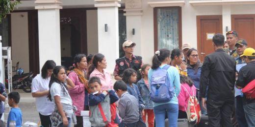 Akibat Kerusuhan di Wamena, 50 Perantau Dipulangkan ke Bima NTB