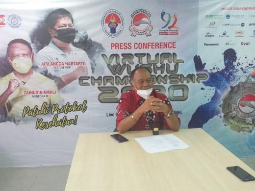 Virtual Wushu Championships 2020 Jalankan Dua Misi