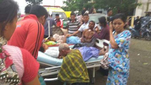 Innalillahi Wainnailaihi Rojiun, Sudah Empat Orang Meninggal Akibat Gempa Aceh 6,4 SR