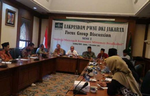 Lakpesdam PWNU Jakarta Minta Pemerintah Atasi Peredaran Minuman Alkohol Oplosan