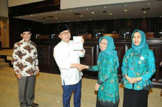 Ketua MPR: Demokrasi dan Pancasila Adalah Pemikiran Visioner Pendiri Bangsa Indonesia