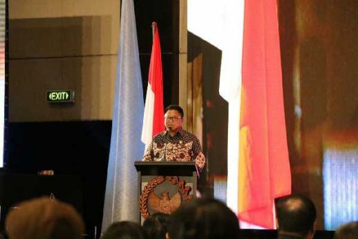 Buka Press Gathering Wartawan Parlemen di Bali, Ketua DPD: Media Alat Komunikasi Ampuh