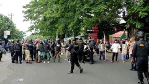 Banser NU Bentrok dengan Kelompok Islam Lainnya, PWNU Jateng Keluarkan Imbauan