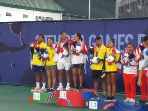 Tenis Juara Umum, Rildo; Luar Biasa Perjuangan Cristopher Dan Kawan-kawan