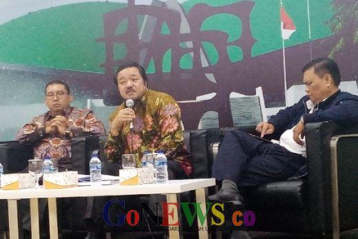 Apresiasi Sikap Jokowi soal Amandemen UUD 1945, Idris Laena: Sejalan dengan Golkar