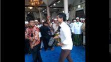 Ternyata Kaesang Ikut Jokowi Bertemu Habib Luthfi di Kanzus Sholawat Pekalongan