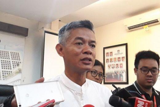 Kena OTT, Komisioner KPU Wahyu Setiawan Pernah ke KPK Bahas Eks Napi Nyaleg