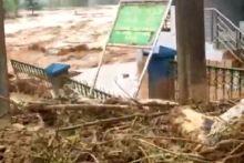 Pemerintah Upayakan Lahan untuk Pemukiman Warga Lebak yang Berubah jadi Sungai Baru
