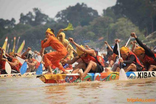 Kemenpar Tetapkan Tiga Destinasi Wisata Riau Sebagai Kalender Event Nasional