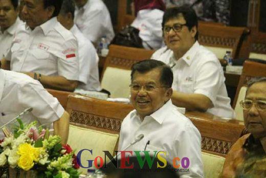 JK Penuhi Undangan DPR RI, Demi RUU Kepalangmerahan