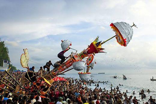 SIMfes, Tabuik dan Tour de Singkarak, Terpilih sebagai Kalender Event Nasional 2017